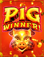 New game: Pig Winner! Play it with up to a 275% Bonus + 75 Spins