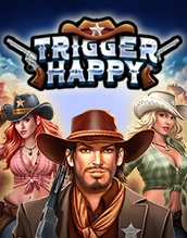 Play Trigger Happy today with up to 320% + 80 Spins!