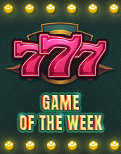 Get lucky! Play 777 for Game of the Week