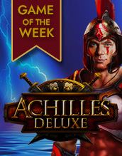 Team up with Achilles for TWO Jackpots
